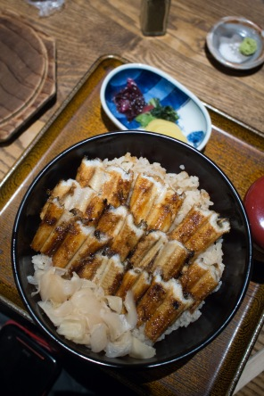 Hiroshima signature Anago-don